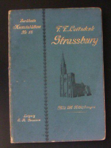 Leitschuh, Franz Friedrich Strassburg