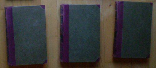 Ehrler, Joseph Georg von Kanzel-Reden Bde. 1-3, Band 1 Das Kirchenjahr I; Band 2 Das Kirchenjahr II; Band 3 Das Kirchenjahr III