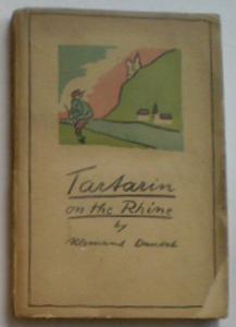 Daudet, Allemand Tartarin on the Rhine