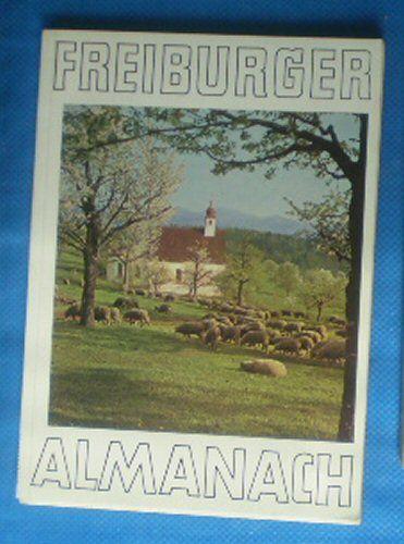 Biehler, Alfred et Al Freiburger Almanach 1965