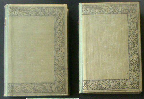 Chamisso, Adelbert von (Hermann Tardel, Ed.) Chamissos Werke Band 1 und 2
