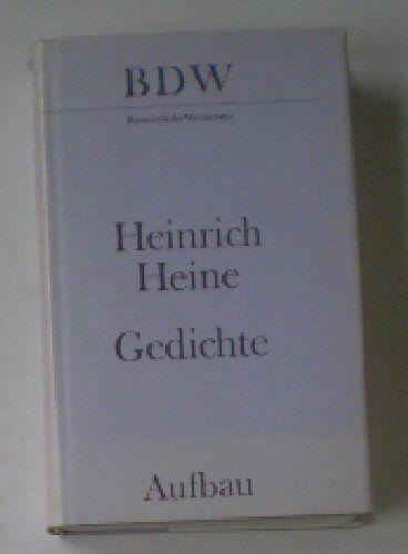 Heine, Heinrich Gedichte