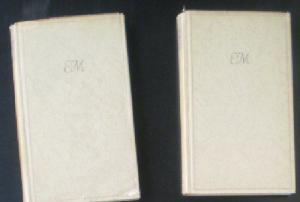 Mörike, Eduard Eduard Mörike, Eine Auswahl Band 1 und 2