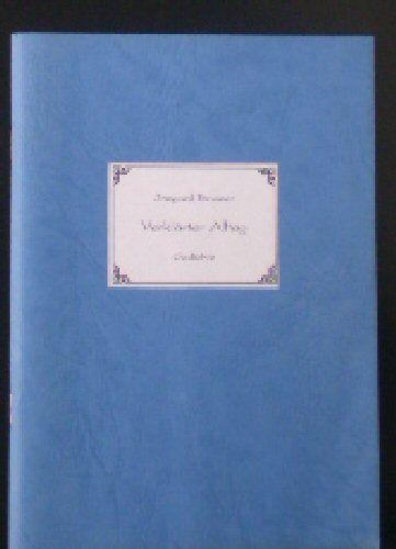 Brunner, Irmgard Verklärter Alltag, Gedichte (1936-1950)