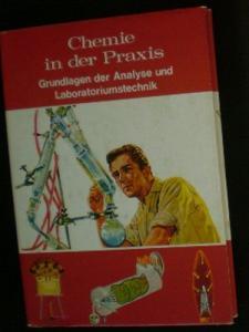 Parsons, Cyril & Dover, Clare Chemie in der Praxis, Grundlagen der Analyse und Laboratoriumstechnik