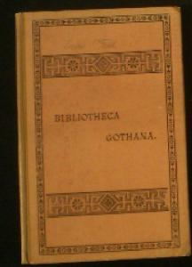 Dettweiler, P M Tullii Ciceronis, Epistulae Selectae, 1. Abteilung: Text