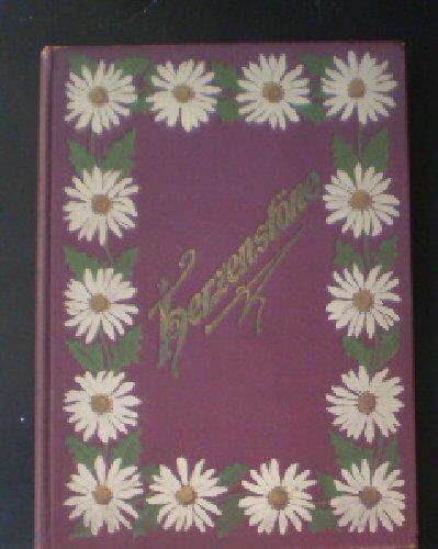Bern, Maximilian (Ed.) Herzenstöne, Lyrische Anthologie