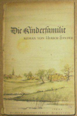 Sander, Ulrich Die Kinderfamilie