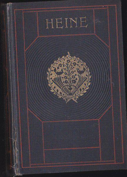 Heine Heine's Werke in zehn Bänden, Band 7, 8, 9 und 10