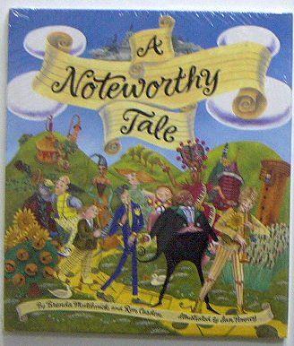 Mutchnick, Brenda and Casden, Ron A Noteworthy Tale