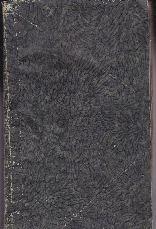 Aristotles (übersetzt und erläutert von Christian Garve) Die Ethik des Aristotleles 2. Band (enthaltend die acht übrigen Bücher der Ethik)
