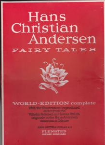 Andersen, Hans Christian Fairy Tales, World-Edition complete