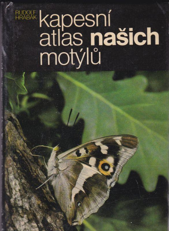 Hrabak, Rudolf Kapesni Atlas Nasich Motylu