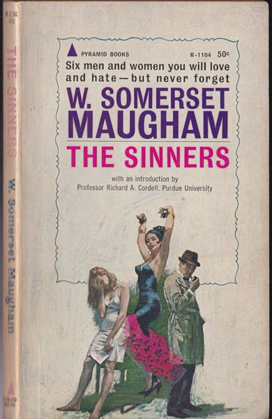 Maugham, W Somerset The Sinners