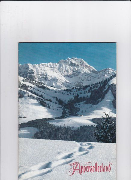 Redaktionskommission Appenzellerland, Winterpublikation