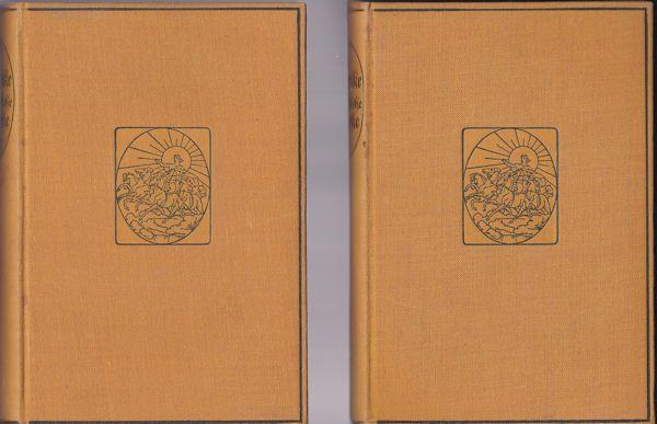 Mörike, Eduard Eduard Mörikes sämtliche Werke in zwei Bänden (Band 1 und 2)