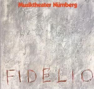 Baum, Ludwig (Ed.) Musiktheater Nürnberg, Fidelio