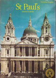 Pitkin Pictorials Ltd St Paul's Domführer, Deutsche Ausgabe