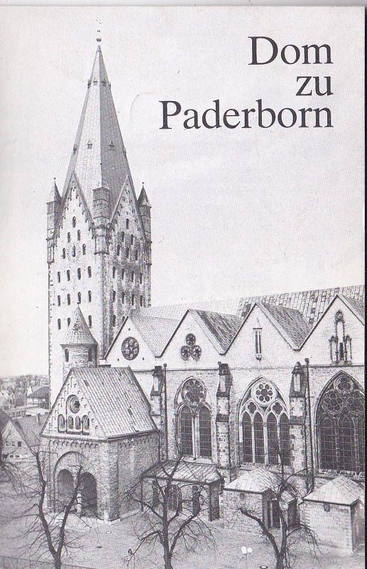 Schmitz, KJ Dom zu Paderborn, Führer durch den Paderborner Dom