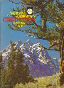 Yandell, Michael D (Publisher) National Parkways, Grand Teton National Park