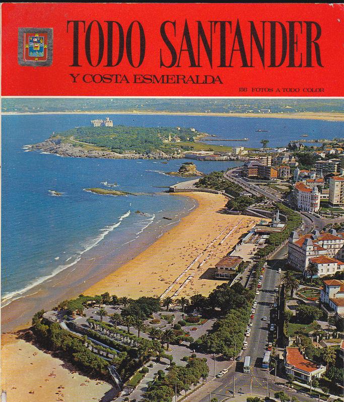 Editorial Escudo de Oro Todo Santander y Costa Esmeralda