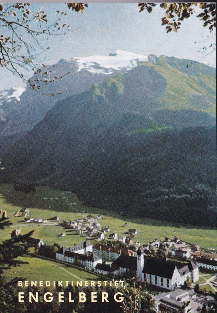 Hunkeler, Leodegar Engelberg, Das Benediktinerstift Kanton Unterwalden