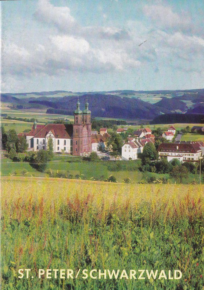 Ginter, Hermann Seminar- und Pfarrkirche St Peter im Schwarzwald