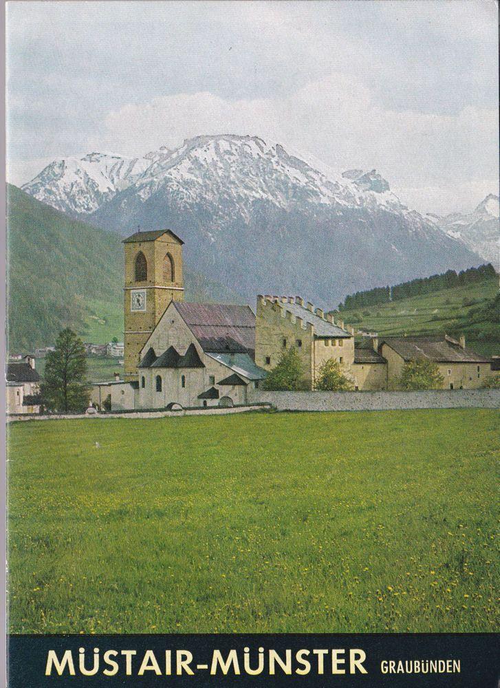 Müller, Iso Müstair-Münster Graubünden