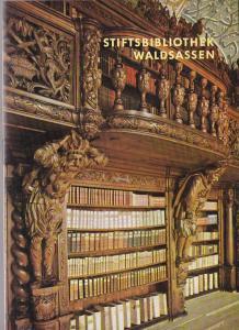 Stitbitz, Theobald Der Bibliotheksaal in Waldsassen