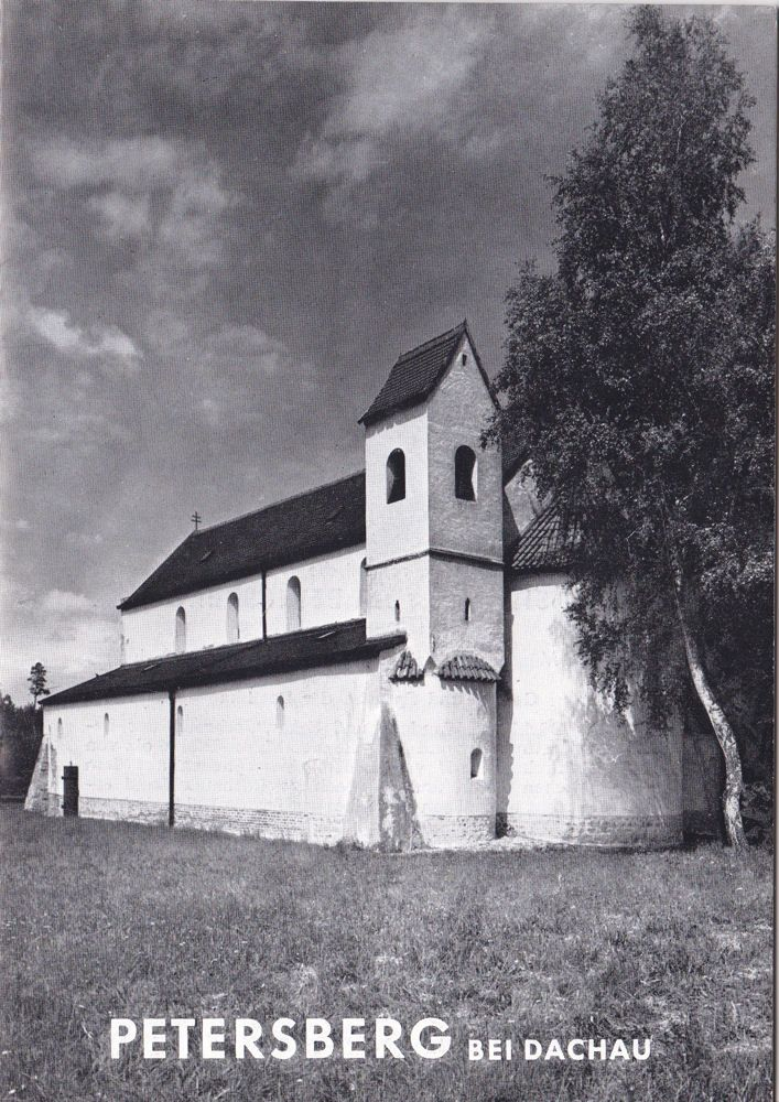 Landvogt, Hugolin Basilika auf dem Petersberg bei Dachau