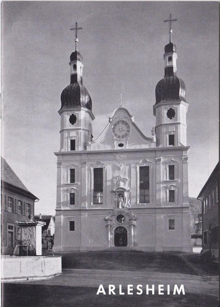 Detjen, Klaus Geschichte des Domes von Arlsheim