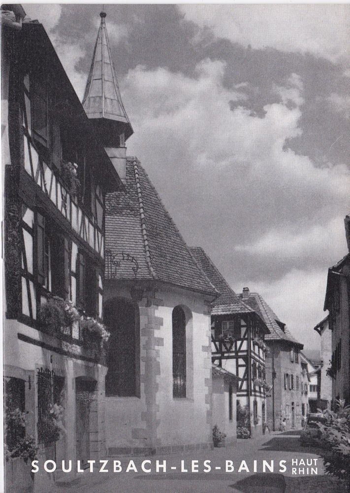 Stintzi, Paul Soultzbach-les Bains, Haut Rhin