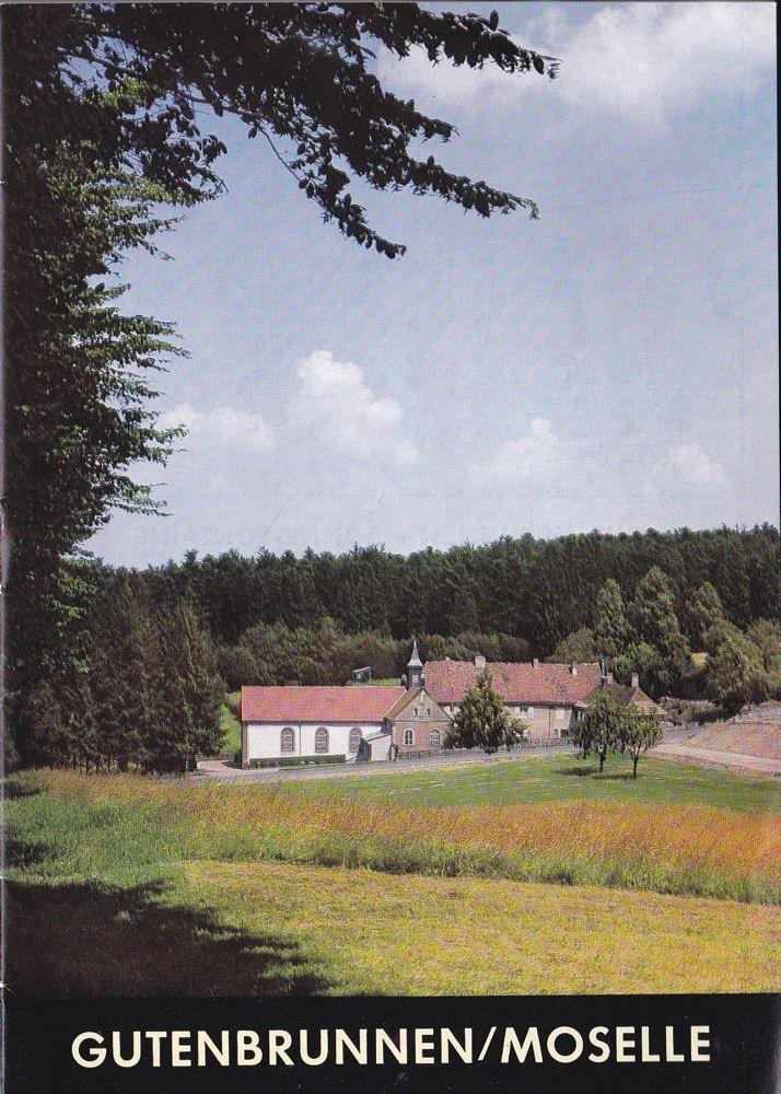 Stintzi, Paul Gutenbrunnen, Bonne-Fontaine, Wallfahrt unserer Lieben Frau bei Pfalzburg (Phalsbourg)