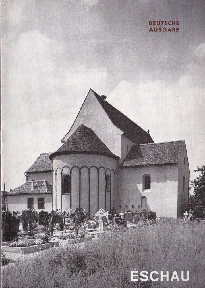 Will, Robert Eschau, Ehemalige Abteikirche, Heute Pfarrkirche