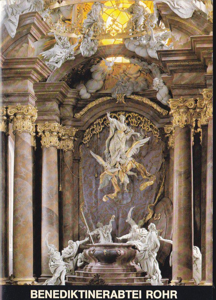 Zeschick, Johannes Benediktinerabteikirche Rohr
