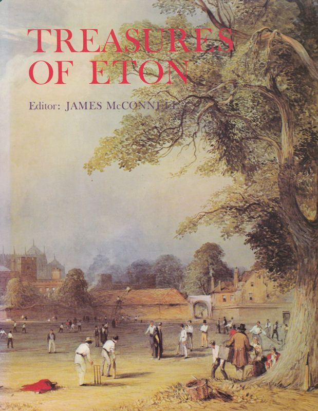 McConnell, James (Ed.) Treasures of Eton
