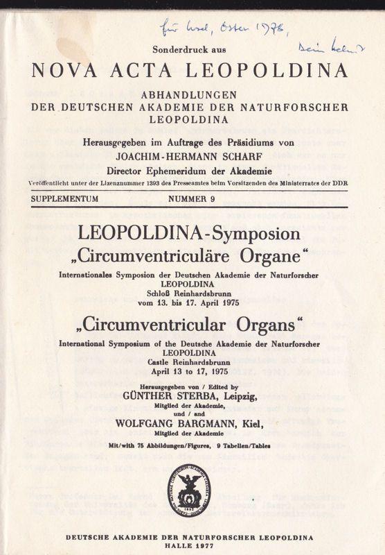 Leonhardt, Helmuth Ependym, Erkenntnisse und Probleme