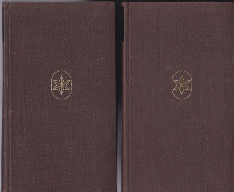 Goethe, Johann Wolfgang von Goethes Werke in 2 Bänden, Band 1 und 2