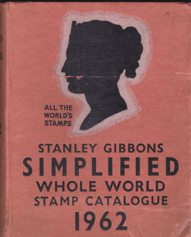 Stanley Gibbons Ltd Stanley Gibbons Simplified Stamp Catalogue 1962