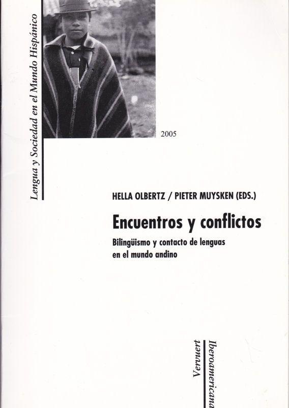 Obertz, Hella & Muysken, Pieter (Eds.) Sichra, Inge