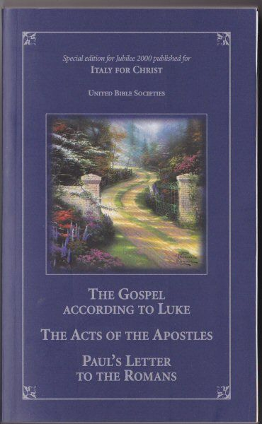 United Bible Societies (ed.) The Gospel according to Luke. The Acts of the Apostles. Paul's Letter to the Romans.