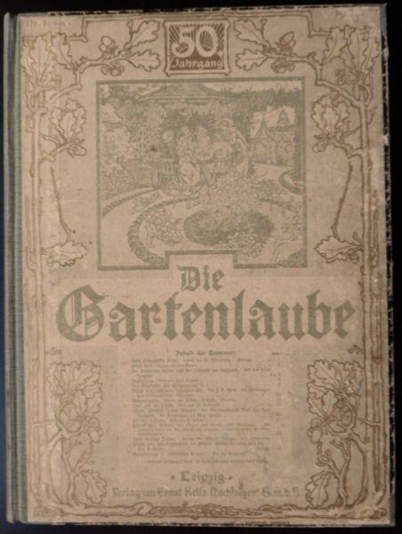 Die Gartenlaube Jahrgang 1902, Illustriertes Familienblatt Hefte 1-26