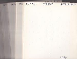 c.H. Boehringer (Hrsg.) Sonne, Sterne, Satelliten Folge 1-5
