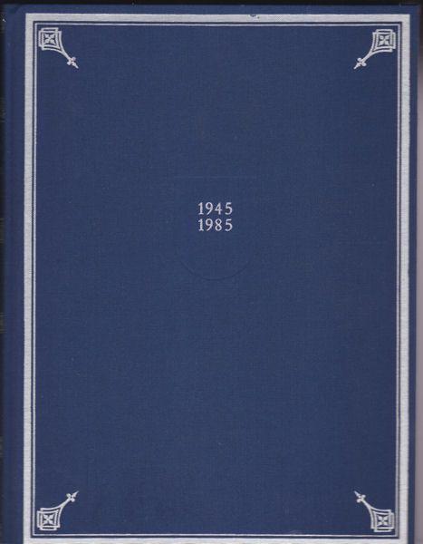 Freundes- und Förderkreis Deutsches Museum für Familienwappen e.V., Stuttgart (Hrsg.) Generalregister wappenführender Familien zu den Bänden I-VI, 1945-1985 der Allgemeinen Deutschen Wappenrolle