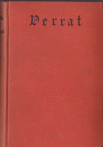 Menke, Willibald Verrat. Kriminalroman