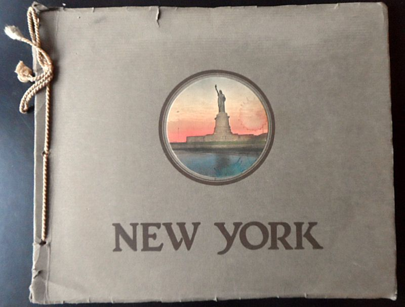 Wittemann Souvenir Books, Brooklyn (Hrsg.) New York