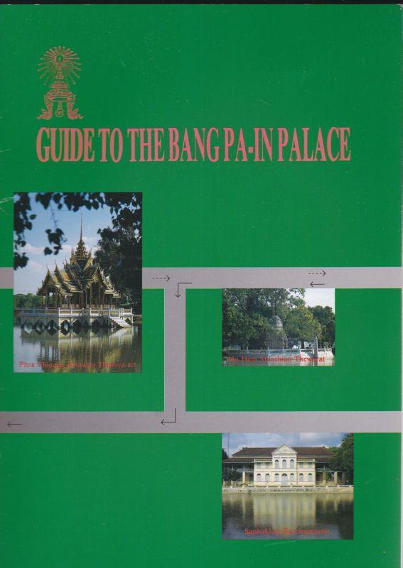 Krairiksh, Piriya Guide to the Bang Pa-in Palace