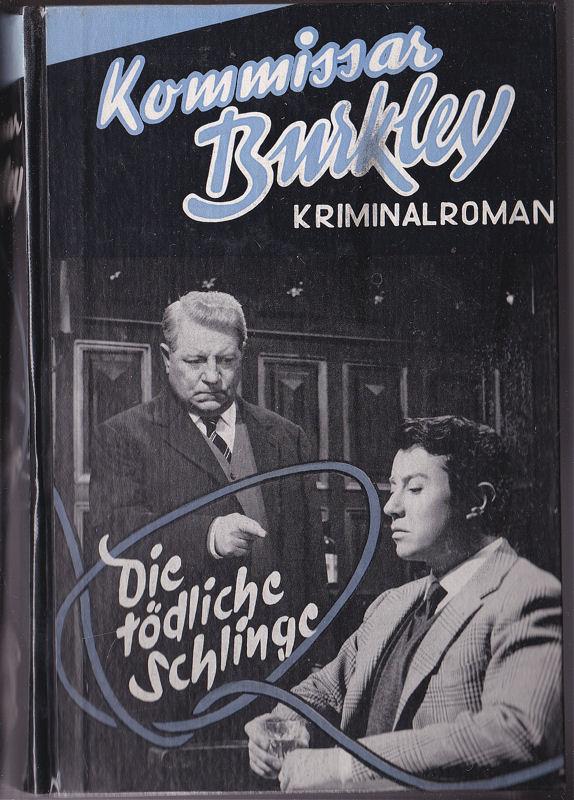 Kommisar Burkley Die tödliche Schlinge