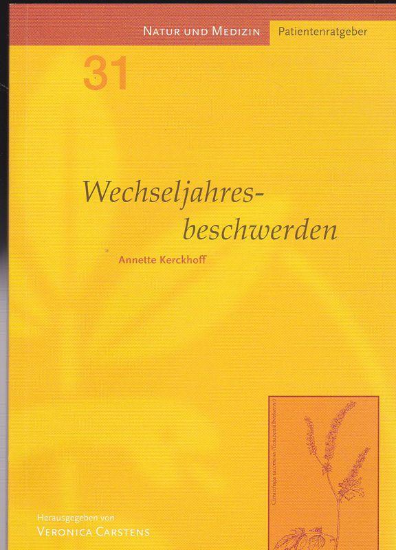 Kerckhoff, Annette Wechseljahresbeschwerden