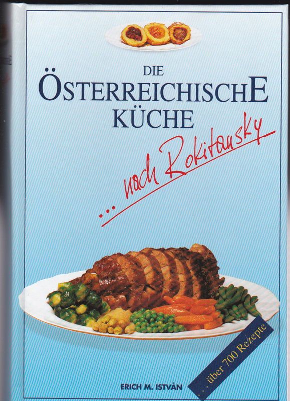 Österreichische Küche | Istvan Erich M Die Osterreichische Kuche Nach Rokitansky Nr